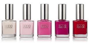 sonia kashuk introduces new spring nail colours at target