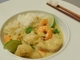 cuisiner la lotte au curry curry de lotte au lait de coco et citron vert tea gourmand