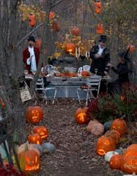 Outdoor Wooden Halloween Decorations by Outside Halloween Party Ideas Wooden Halloween Decorations