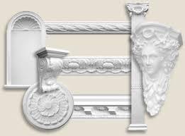 ornamental plaster mouldings