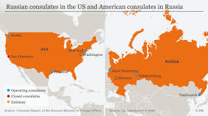 moscow map world moscow slams us consulate closure as fires burn in san