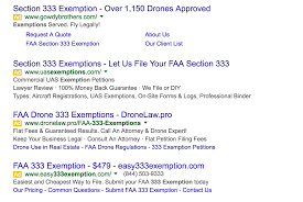 the faa has never fined anyone for flying a drone commercially