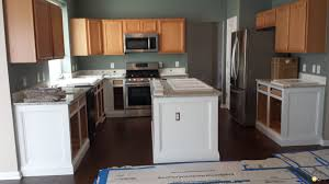 contractor grade kitchen cabinets contractor grade kitchen cabinets my wife remade her friend s