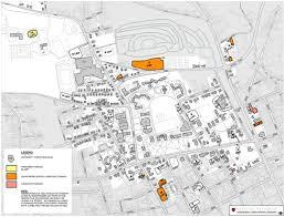 g map grad student map and parking regulations wesleyan
