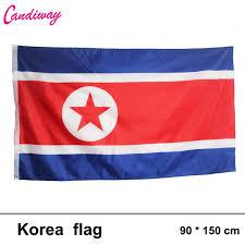 activit de bureau la corée du nord pays drapeau 3x5 foots international bannière