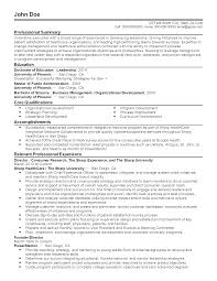 Resume Sample Business Administration by Resume Templates Director Of Consumer Research Business