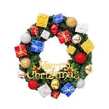 online get cheap luxury christmas wreath aliexpress com alibaba