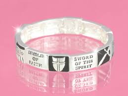 armor of god bracelet new testament bracelets