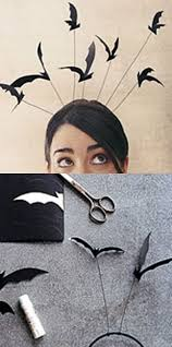 bat headband best 25 diy bat costume ideas on