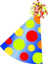 birthday hats birthday party hat clipart 62