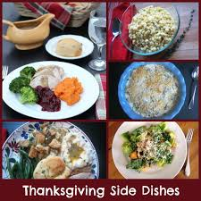 easy thanksgiving side dishes thanksgiving menus