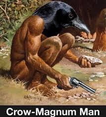 Crow Meme - crow magnum man memes and comics