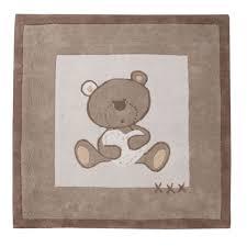 tapis chambre bébé garçon candide tapis bébé tradition marron achat vente tapis