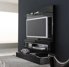 Black Painted Walls Bedroom Wide Design Range Wall Mounted Cabinet For Wall Decor Organizing
