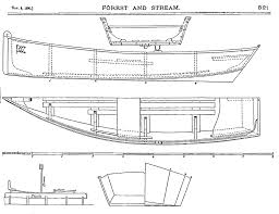 free wood canoe plans easy diy woodworking projects step by step