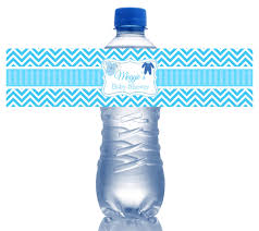 water bottle labels baby shower it u0027s a boy baby clothes