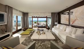 Beach Living Room by Show Flat Doncella Beach