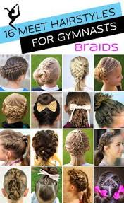 inside edition hairstyles gymnastics hairstyles for competition braids edition gymnastics