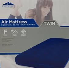 amazon com northwest territory air mattress twin camping air