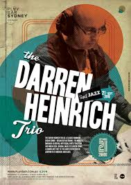 the darren heinrich trio live soul jazz wednesday u2013 21 09