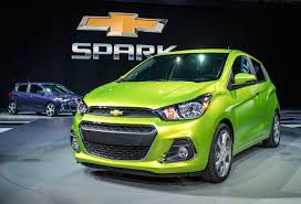chevrolet spark chevrolet u0027s 2016 spark loses the cartoon looks and gets smarter