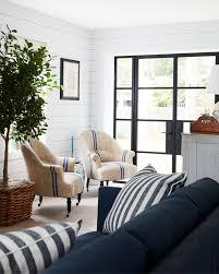 bright bazaar u0027s beach house living room the design reveal