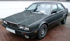 1985 maserati biturbo for sale august 2010 only cars and cars
