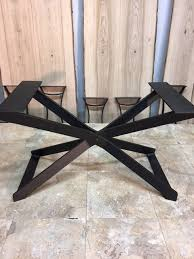 Coffee Table Legs Metal Ohiowoodlands Coffee Table Base Solid Steel Coffee Table Legs