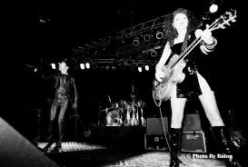Lux Interior And Poison Ivy The Crypt Of The Cramps
