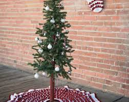 Peppermint Twist Tree Skirt Using Crochet Pattern Peppermint Swirl Tree Skirt Warm