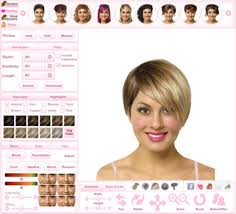 free hairstyle simulator for women hairstyle virtual hairstyles free studportal info impressive