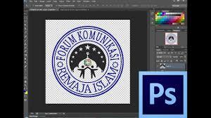 membuat efek stempel dengan photoshop cara membuat stempel di photoshop cs6 youtube