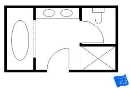 luxury master bathroom floor plans another luxurious master bathroom floor plan with a separate room