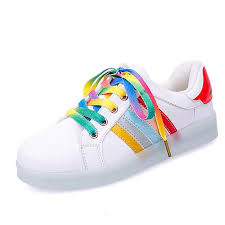 light up shoes rainbow light up shoes kokopiecoco