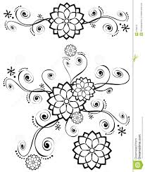 fancy detailed decorations 78 royalty free stock photography