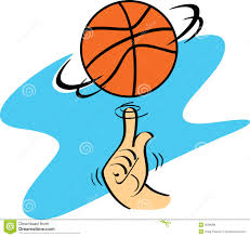 basketball in motion clipart clipartxtras