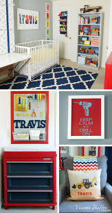Boy Bedroom Ideas by Best 25 Boys Construction Room Ideas On Pinterest Construction