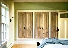 Closet Doors Barn Style Replacing Closet Doors Styledbyjames Co