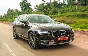 volvo truck price in india volvo v90 cross country launched in india price specs features