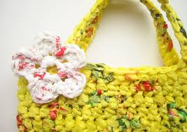 How To Make A Rug From Plastic Grocery Bags Make Plarn U0026 Crochet An Eco Friendly Tote Bag Etsy Journal
