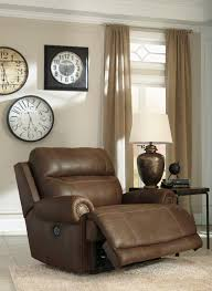 Power Sofa Recliners by Furniture Wide Recliner Ashley Leather Sofa Recliner Ashley