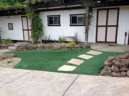 Patio Grass Carpet Fake Grass Carpet The Crossings Florida Landscape Ideas Small