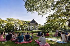 Singapore Botanic Gardens Location Singapore Botanic Gardens Heritage Festival What S On