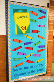 back to bulletin board idea this link includes a free