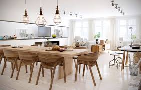 furniture engaging cool scandinavian dining room interior design