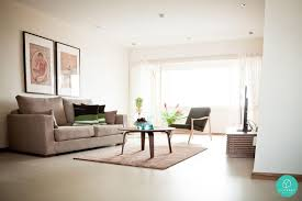 simple home interior design photos 7 home designs that are simple clean and uncluttered qanvast