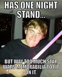 Star Wars Funny Memes - star wars lover meme