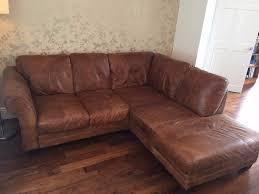 Corner Sofa Wood Leather Corner Sofa Dfs Savoy Beautiful Sofa In Perfect