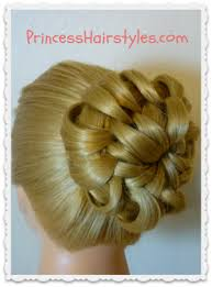 flower hair bun prom hairstyles flower bun tutorial hairstyles for