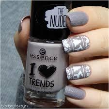 matte nail polish is